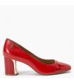 Zapato - Dania - Rojo