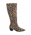 Bota - Becky - Leopardo
