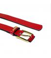 Cinturon - SF - Rojo