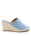 Sandalia - Florencia - Jeans