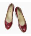 Zapato - Margot - Rojo