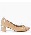 Zapato - Elisa - Nude