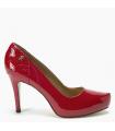 Zapato - Olga - Rojo