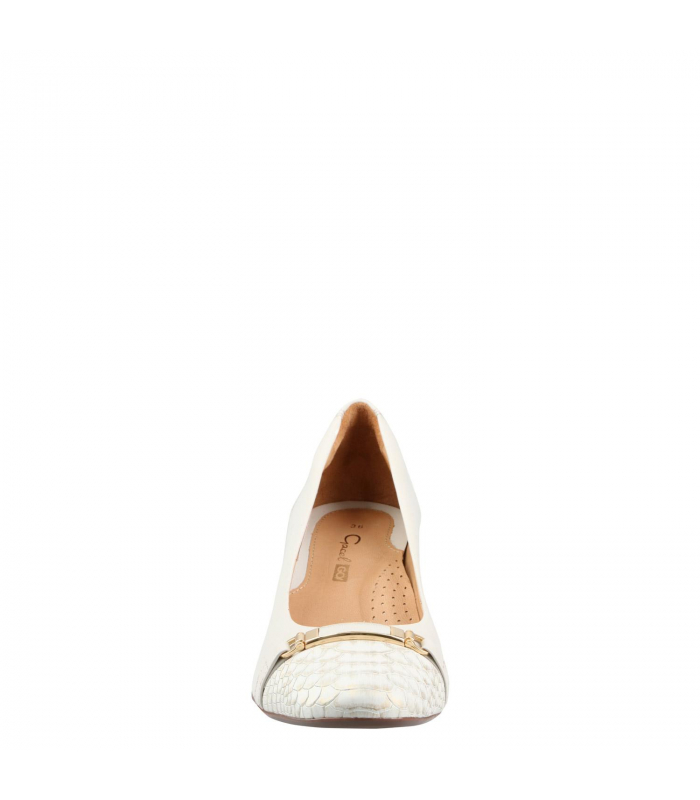 BALLERINAS LONDON OFF WHITE